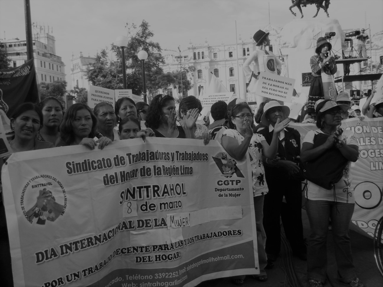 Selma James/ Global Womens Strike/ Wages for housework